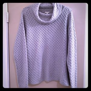 Sonoma Cowlneck Sweater - size XL. NWTs.